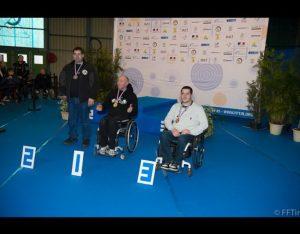 Toutes nos félicitations à Alain pour sa magnifique médaille d'or !