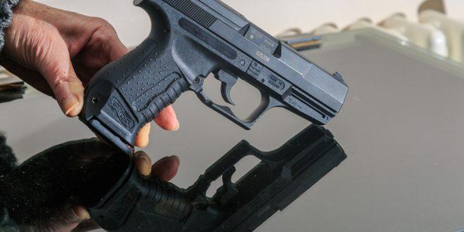 Pistolet  P99 Walther en 9mm – 750 €