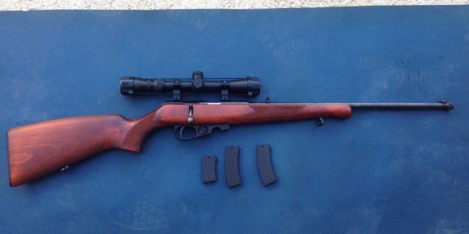 Carabine TOZ 78 – 300 €