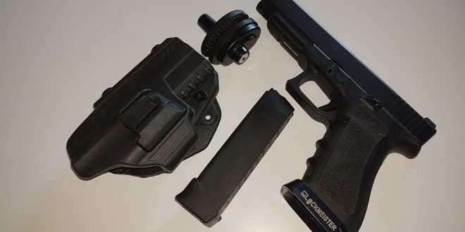 Glock 34 – 500 €