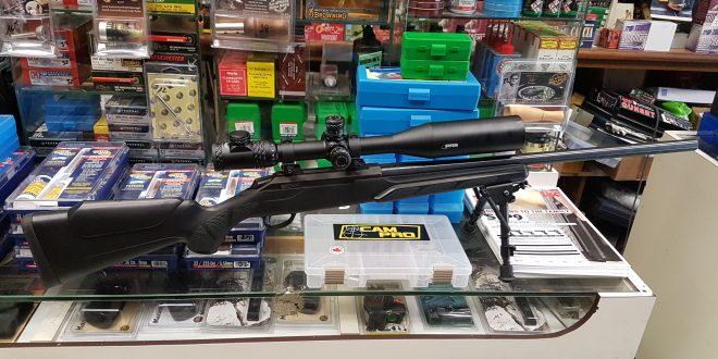 Carabine Gaucher – 700 €