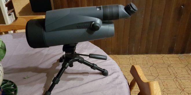 Télescope avec Trépied (Marque : Vanguard) – 260 €