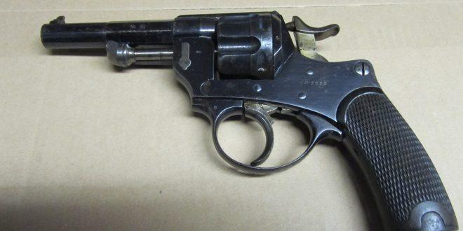 Revolver 11 m/m 1874 – 1.600 €