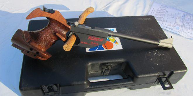 Pistolet 50m Libre – 500 €