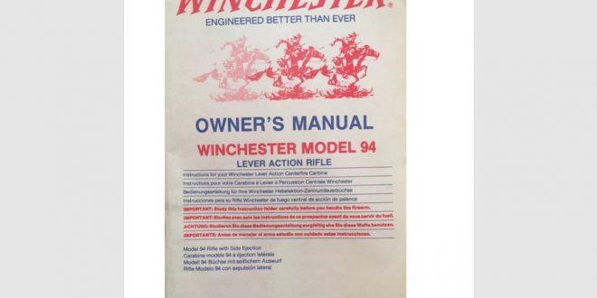 Winchester modèle 94 – 1.000 €