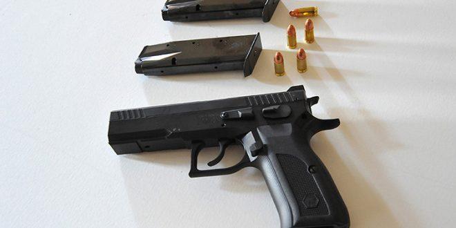Pistolet SPHINX – 1.300 €