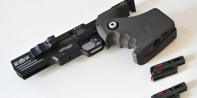 Pistolet WALTHER – 1.000 €