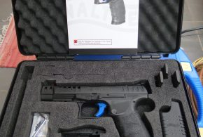 Pistolet Walther Q5 Match – 769 €