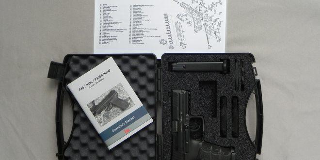 HK P30 v3 – 520 €